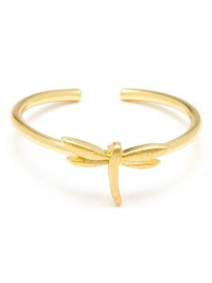 Dainty Dragonfly Ring