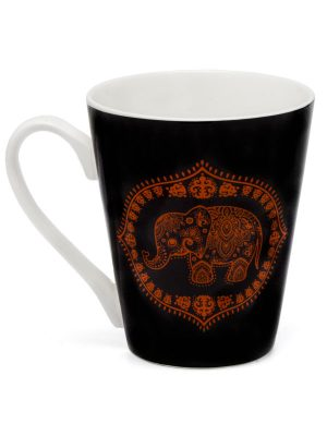 """Color-Changing Mantra Mug – """"Be the energy you want to attract"""""""