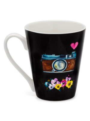 "Color-Changing Mantra Mug – ""Believe in your #selfie"""