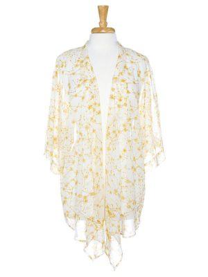 Celestial Print Kimono