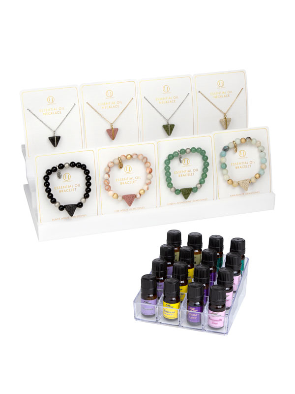 The Pyramid Essential Oil Collection – Including Oil