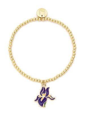 Iris Blooming Bracelet