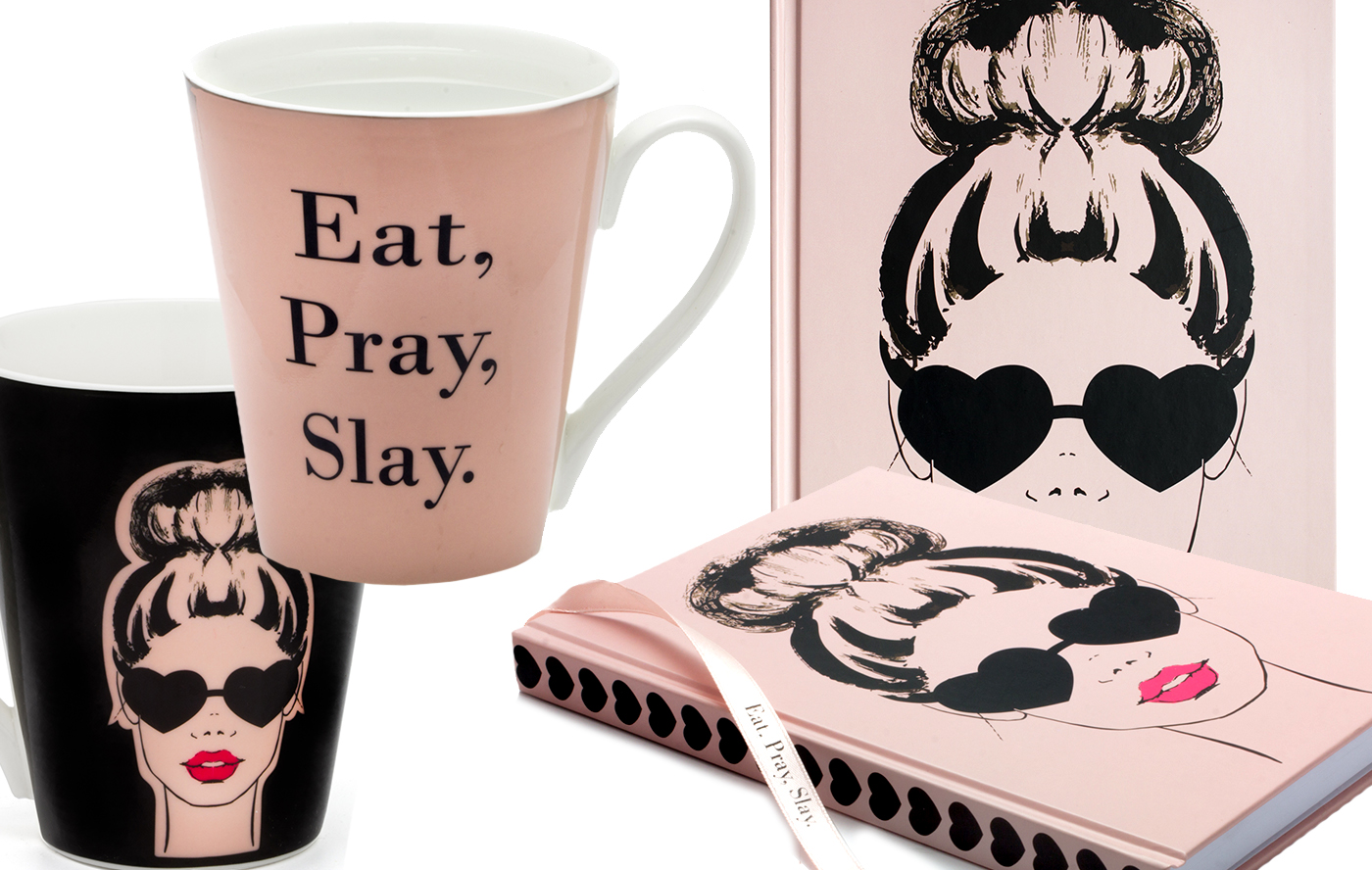 Eat-Pray-Slay