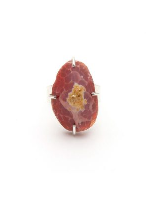 Raw Elements Statement Ring