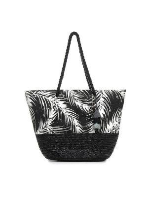 Cabana Palm Tote Bag