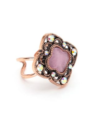 Filigree Focal Ring